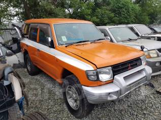 Mitsubishi Pajero. V45W, 6G74GDI