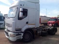Renault Premium. Седельный тягач 380.19T, 10 837 куб. см., 19 000 кг.