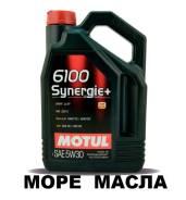 Motul 6100. Вязкость 5W-30, полусинтетическое