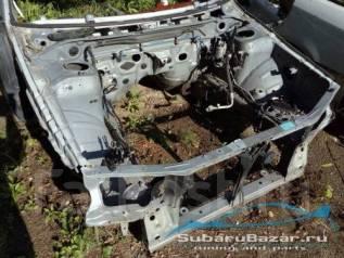 Передняя часть автомобиля. Subaru Forester, SF9, SF6, SF5