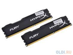 Продам оперативную память Kingston HyperX FURY Black Series - 8гб