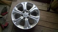 Nissan. 7.0x16, 6x114.30, ET45, ЦО 66,1мм.