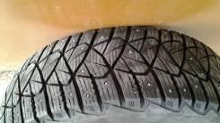 Dunlop Ice Touch. Зимние, шипованные, 2014 год, износ: 10%, 1 шт