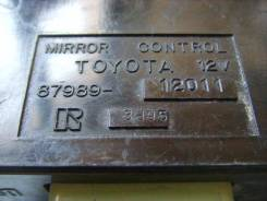 Блок управления зеркалами. Toyota Sprinter Carib, AE95 Toyota Sprinter, AE95, CE90, AE91, CE95 Toyota Corolla, CE90, AE91, AE95, CE95 Двигатели: 4AFHE...