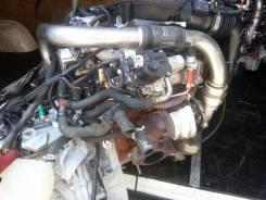 Двигатель 1.5D K9K 896 на Dacia без навесного