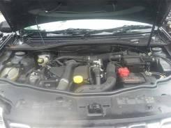 Двигатель 1.5D K9K 856 на Dacia без навесного