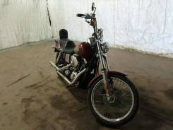 Harley-Davidson Dyna Wild Glide FXDWGI. 1 500 куб. см., исправен, птс, без пробега