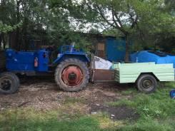 Самодельная модель. Продам самодельный бензиновый трактор с документами, 1 358 куб. см.