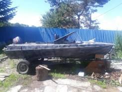 Казанка-5М2. двигатель подвесной, 30,00л.с., бензин