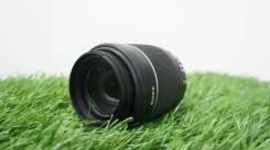 Объектив Sony DT 55-200mm f/4-5.6 SAM Зелёный, Рассрочка, Гарантия. Для Sony, диаметр фильтра 55 мм