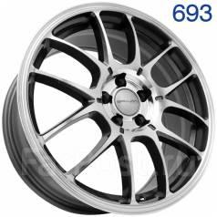 Sakura Wheels 693. 7.5x17, 5x100.00, ET35, ЦО 73,1мм. Под заказ