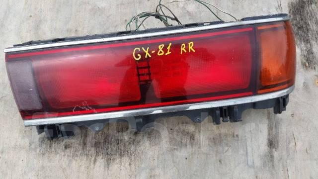 Стоп-сигнал. Toyota Mark II, GX81, JZX81, LX80, LX80Q, SX80, YX80 Двигатели: 1GFE, 1GGE, 1GGEU, 1GGTE, 1GGTEU, 1GGZE, 1JZGE, 1JZGTE, 2L, 2LT, 2LTE, 3Y...