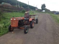 Китай, 1991. Хороший трактор