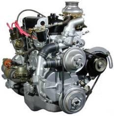 Двигатель в сборе. УАЗ: 31512, 3151, Буханка, 3303, 3303 Головастик Двигатели: UMZ4178, UMZ4218