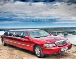 Прокат Лимузинов Lincoln Town Car, Mercedes-Benz. С водителем