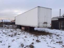 Van Hool. Продам полуприцеп фургон, 39 000 кг.