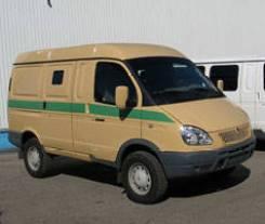 ГАЗ 2752. Продается специализированный бронеавтомобиль ДИСА-295214, 2 500 куб. см., 5 мест