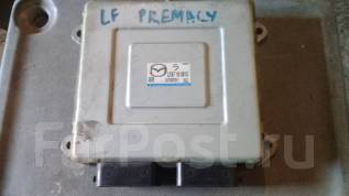 Блок управления двс. Mazda Premacy, CREW, CR3W Двигатели: LFDE, LFVE, LFVDS, LFVD