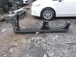 Порог пластиковый. Toyota Mark II, JZX101, GX100, JZX105