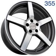 Sakura Wheels. 7.5x17, 5x112.00, ET40, ЦО 73,1мм. Под заказ
