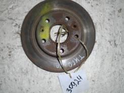 Диск тормозной передний вентилируемый Chery Tiggo
