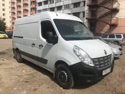 Renault Master. Фургон Renaul Master, 2014 г. в., 2 300 куб. см., 1 500 кг.