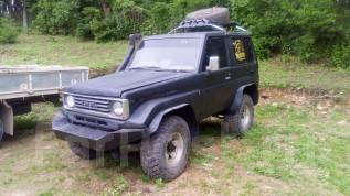 Toyota Land Cruiser Prado. механика, 4wd, дизель, нет птс