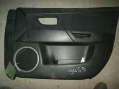 Обшивка двери Mazda 3 BK 2002-2009, передняя