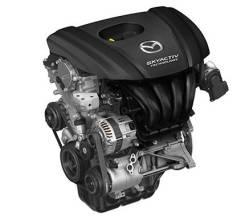 Двигатель в сборе. Mazda: MPV, Bongo Friendee, Efini MS-6, Autozam Clef, Bongo Brawny, B-Series, 323, Mazda3, Familia, Millenia, Tribute, Atenza, Cape...