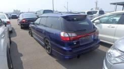Задняя часть автомобиля. Subaru Legacy, BH5
