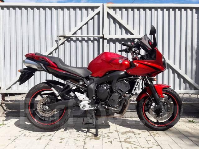 Yamaha FZ 6. 600 куб. см., исправен, птс, с пробегом