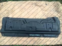 Защита двигателя пластиковая. Nissan X-Trail, T31, NT31, T31R Двигатель MR20DE