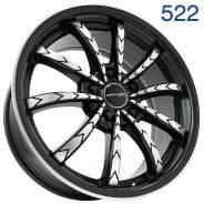 Sakura Wheels. 7.5x17, 5x114.30, ET35, ЦО 73,1мм. Под заказ