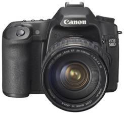 Canon EOS 50D Kit. 15 - 19.9 Мп, зум: 7х