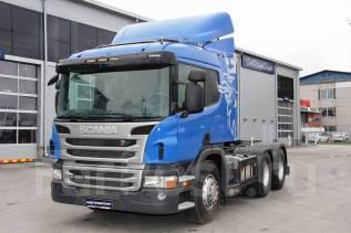 Scania P. Продам седельный тягач P400 CA6*4HSZ , 2012 года, 13 000 куб. см., 30 000 кг.