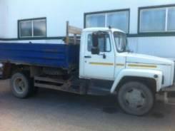 ГАЗ 35071. Газ Саз 35071 Самосвал, 4 750 куб. см., 5 000 кг.