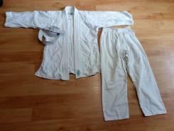 Униформа для дзюдо.