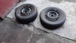 Bridgestone Nextry Ecopia. Летние, 2015 год, без износа, 2 шт