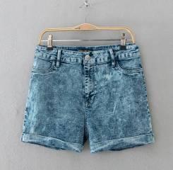 Шорты джинсовые. 50, 52, 54, 56, 58, 60