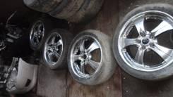 """Комплект колес Work. 7.5x18"""" 5x114.30 ET47"""