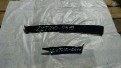 Накладка консоли. Toyota Allion, AZT240, NZT240, ZZT240, ZZT245 Двигатели: 1AZFSE, 1NZFE, 1ZZFE