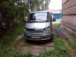 """ГАЗ 2217 Баргузин. Продается Соболь """"Ривьера"""", 2 500 куб. см., 6 мест"""