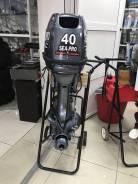 Sea-Pro. 40,00л.с., 2-тактный, бензиновый, нога S (381 мм), 2017 год год