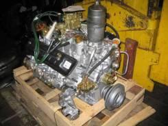 Двигатель и элементы двигателя. ПАЗ 3205
