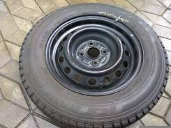 Продам комплект колес R14 175/70 липучка Goodyear. 5.5x14 4x100.00 ЦО 54,1мм.