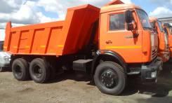 Камаз 65115. самосвал 13 г/в, 6 700 куб. см., 15 000 кг.
