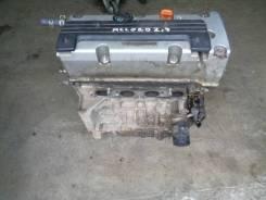 Двигатель K24A на Honda