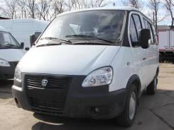 ГАЗ 2217 Баргузин. ГАЗ Соболь (2217) '2017, 3 000 куб. см.
