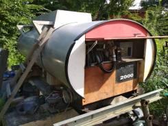Lorry2000, 2006. Бочка бензовозная, 2 000 куб. см., 2,00куб. м.