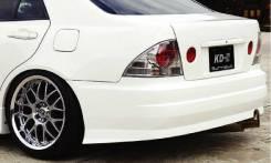 Бампер. Toyota Altezza, SXE10, GXE10W, GXE10 Двигатели: 1GFE, 3SGE